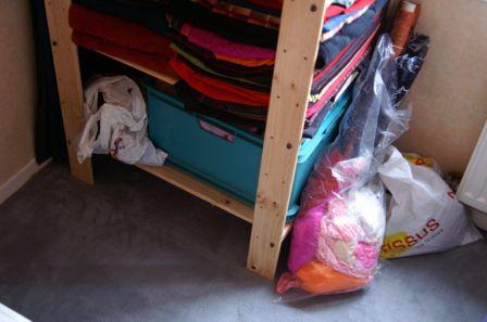 V tements fait maison tissus au plafond les amies des fils Utilisation de tissus dans le salon